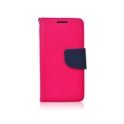 Fancy Θήκη - Πορτοφόλι για Xiaomi Redmi Note 7 - Pink (200-107-766)