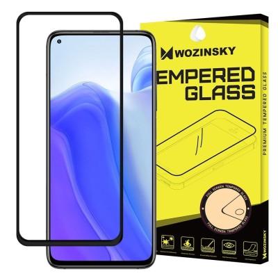 Wozinsky Full Cover Tempered Glass Full Glue Black για Xiaomi Redmi Note 9T  (200-107-841)