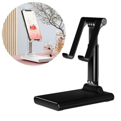 OEM Telescopic Desktop Bracket phone tablet holder black (200-107-855)