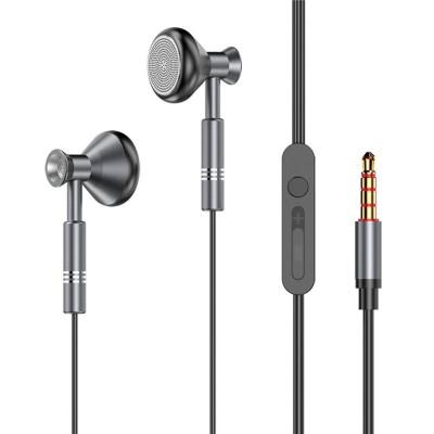 Dudao X8Pro In-Ear Stereo Universal Handsfree Ακουστικά με Υποδοχή 3.5mm και Μικρόφωνο – Gray (200-107-861)