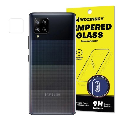 Wozinsky 9H Camera Lens Tempered Glass Film Prοtector for Samsung Galaxy A42 5G (200-107-904)