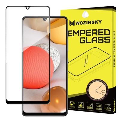 Wozinsky Full Cover Tempered Glass Full Glue Black για Samsung Galaxy A12 (200-108-077)