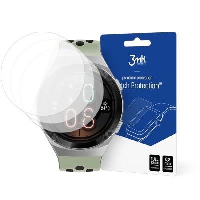 3mk Τζαμάκι για Huawei GT 2e 46mm (3τμ) - (200-107-971)