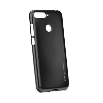 Mercury iJelly Premium Slim Case for Huawei P Smart – Black (200-107-997)