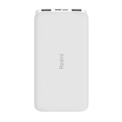 Xiaomi Redmi Powerbank Φορητή Μπαταρία Φόρτισης - 10000mAh - White (VXN4286GL)