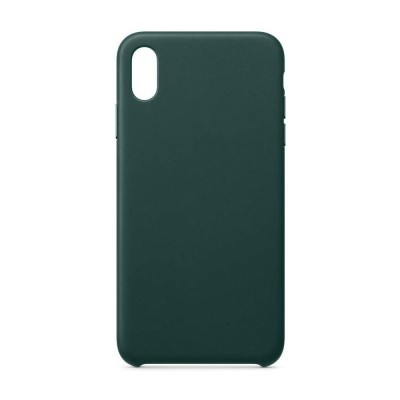 OEM Eco Leather Back Cover Case for iPhone 11 Pro Max Green (200-108-052)