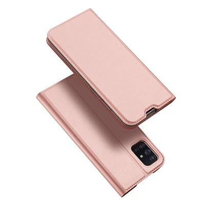 Duxducis SkinPro Flip Θήκη για Samsung Galaxy A71 - Pink (200-108-057)