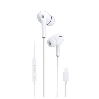 Dudao X14L In-ear Stereo Headset Lightning – Λευκό (200-108-060)