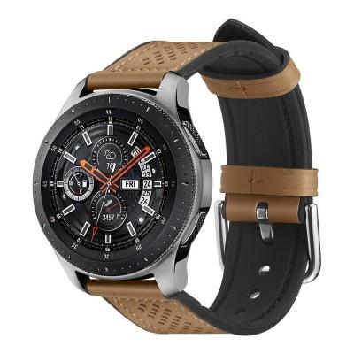 Spigen Retro Fit Band Galaxy Watch 46mm Brown (603MP26446)