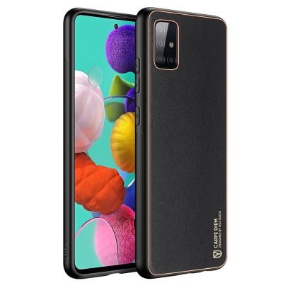 DuxDucis Yolo Elegant Θήκη Samsung Galaxy A71 - Black (200-108-071)