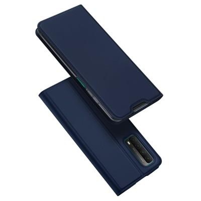 Duxducis Θήκη - Πορτοφόλι Huawei P Smart 2021 - Blue (200-108-094)