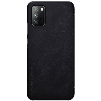 Nillkin Θήκη - Πορτοφόλι Xiaomi Poco M3 - Black (200-18-101)