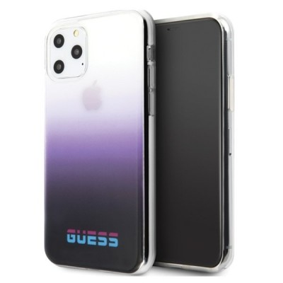 Guess California Back Cover Purple iPhone 11 Pro Max (200-108-125)