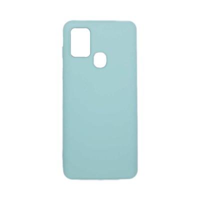 My Colors Θήκη Σιλικόνης  Samsung Galaxy A21s - Βεραμάν - Ανοιχτό Πράσινο (200-108-187)