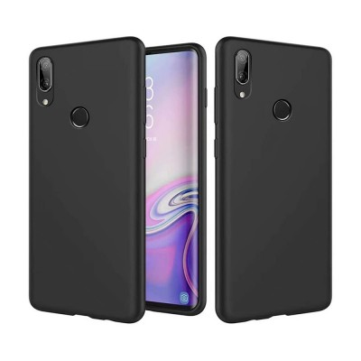 My Colors Original Liquid Silicon For Huawei Y7 (2019) / Y7 Prime (2019) Black (200-108-191)