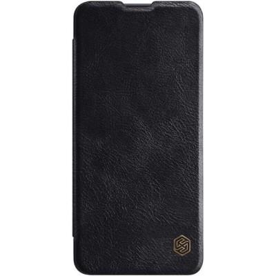 Δερμάτινη θήκη-πορτοφόλι QIN Leather by Nillkin μαύρο για Samsung Galaxy A31 (200-108-199)