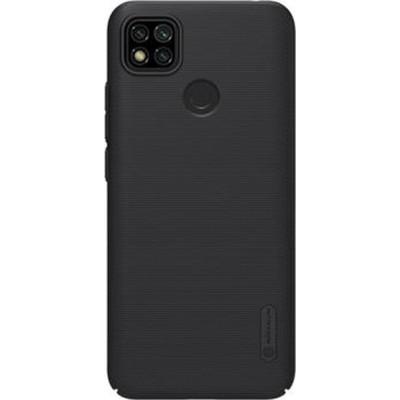 Nillkin Super Frosted Back Cover Black για το Xiaomi Redmi 9C (200-108-201)