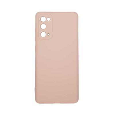 My Colors Θήκη Σιλικόνης Samsung Galaxy S20 FE - Pink  (200-108-211)