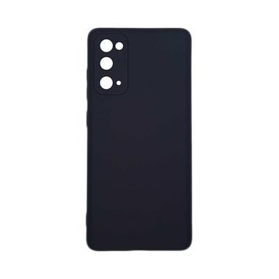 My Colors Θήκη Σιλικόνης Samsung Galaxy S20 FE - Black (200-108-212)