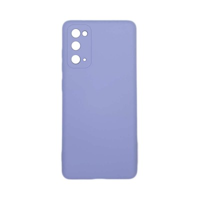 My Colors Θήκη Σιλικόνης Samsung Galaxy S20 FE - Lilac (200-108-213)