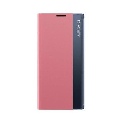 New Sleep Book Case kickstand για Xiaomi Redmi 9T OEM Pink - (200-108-221)