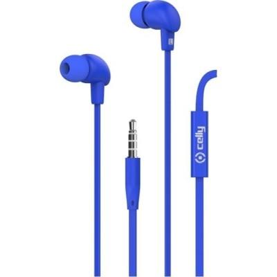 Celly UP 600 Handsfree Ακουστικά - Blue (200-108-226)