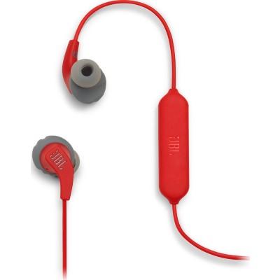 JBL Endurance Run Αδιάβροχα Bluetooth Ακουστικά - Red (JBLENDURRUNBTRED)