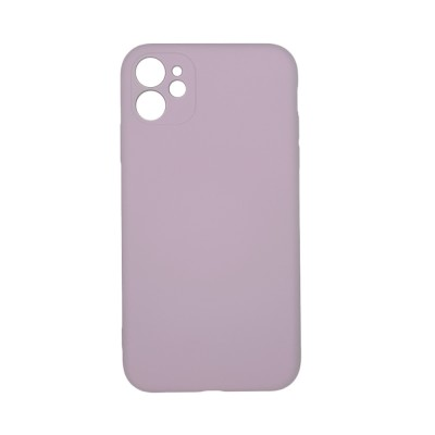 My Colors Original Liquid Silicon For iPhone 11 Violet (200-108-234)