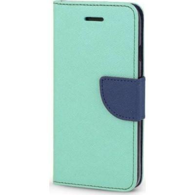 Fancy Θήκη - Πορτοφόλι για Huawei P Smart - Bright Green (200-108-300)