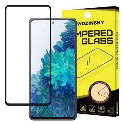 Wozinsky Full Cover Tempered Glass Full Glue Black για Samsung Galaxy A52 5G (200-108-343)