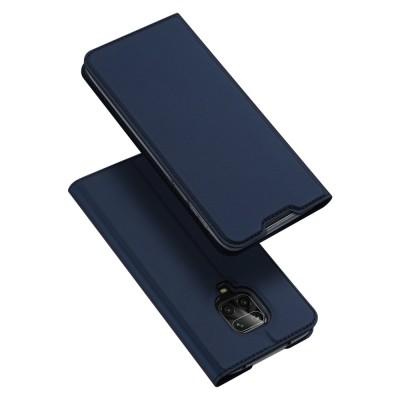 Duxducis Θήκη - Πορτοφόλι Xiaomi Redmi Note 9s  - Blue (200-108-384)