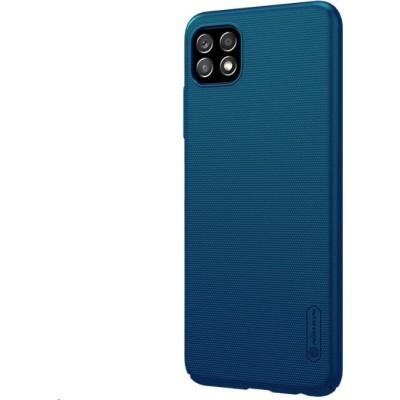Nillkin Super Frosted Back Cover Blue για το Samsung Galaxy A22 5G (200-108-436)