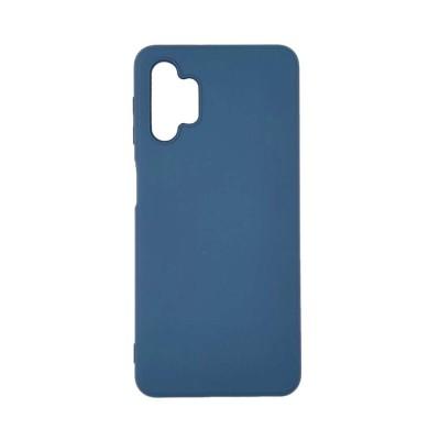 My Colors Θήκη Σιλικόνης Samsung Galaxy A32 5G - Dark Blue (200-108-456)