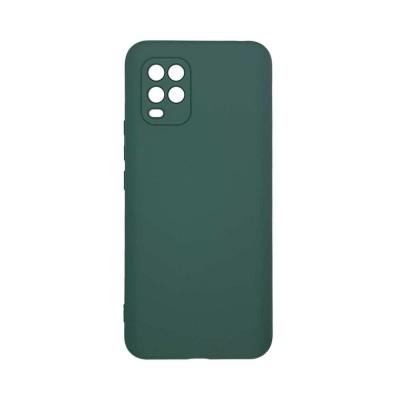 My Colors Θήκη Σιλικόνης Xiaomi Mi 10 Lite - Σκούρο πράσινο (200-108-467)