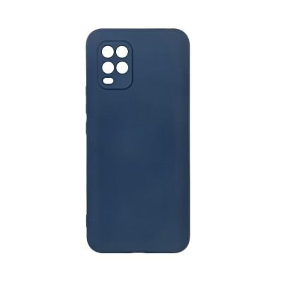 My Colors Θήκη Σιλικόνης Xiaomi Mi 10 Lite - Σκούρο Μπλε (200-108-468)