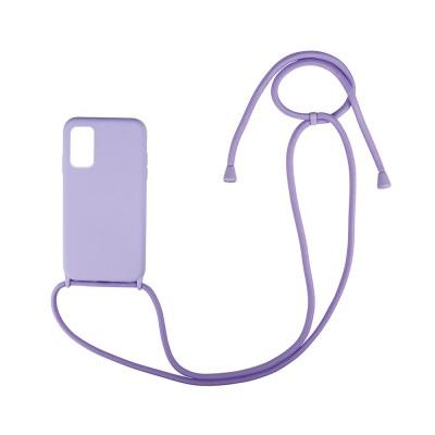 CarryHang Liquid Silicone Κορδόνι Xiaomi Redmi 9T OEM - Black (200-108-497)