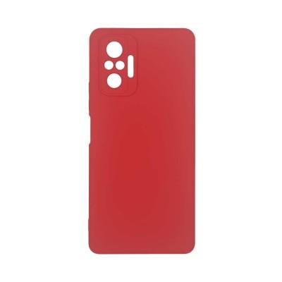 Θήκη σιλικόνης My Colors για Xiaomi Redmi Note 10 Pro Κόκκινο (200-108-505)