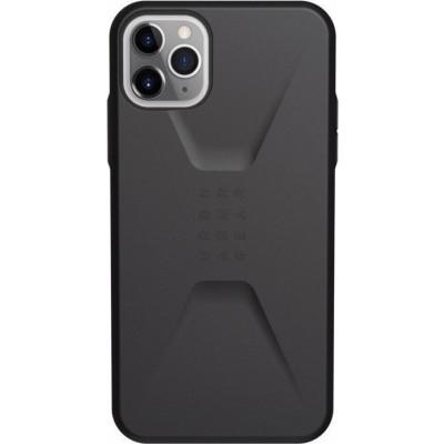 Θήκη UAG Civilian για Apple iPhone 11 Pro Max - Black - (200-108-524)