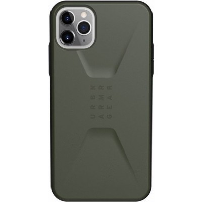 Θήκη UAG Civilian για Apple iPhone 11 Pro Max - Olive Drab - (200-108-526)