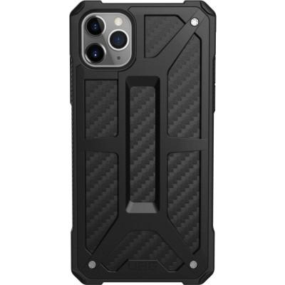 UAG Θήκη Monarch Series Apple iPhone 11 Pro Max - Carbon Fiber (200-108-528)