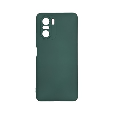 My Colors Θήκη Σιλικόνης Xiaomi Poco F3 / Mi 11 - Dark Green (200-108-542)