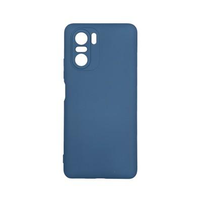 My Colors Θήκη Σιλικόνης Xiaomi Poco F3 / Mi 11 - Dark Blue (200-108-543)