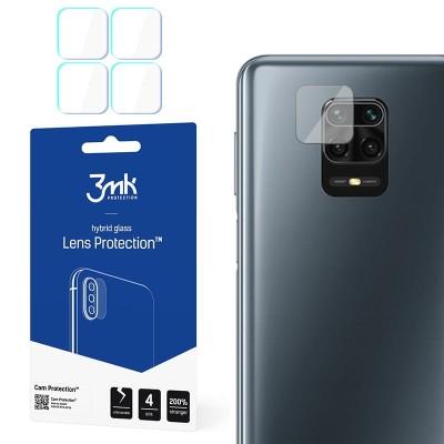 3MK FG Camera Lens Flexible Glass Film Prοtector 7H (4τμ) Xiaomi Redmi Note 9s (200-108-546)