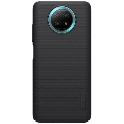 Nillkin Super Frosted Back Cover Black για το Xiaomi Redmi Note 9T (200-108-547)