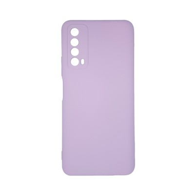 My colors Silicone Case για Huawei P Smart 2021 Violet (200-108-551)