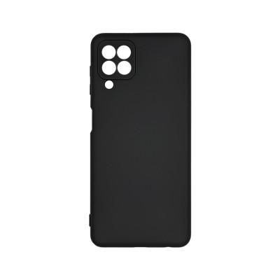 My Colors Θήκη Σιλικόνης Samsung Galaxy A22 4G  - Black  (200-108-586)