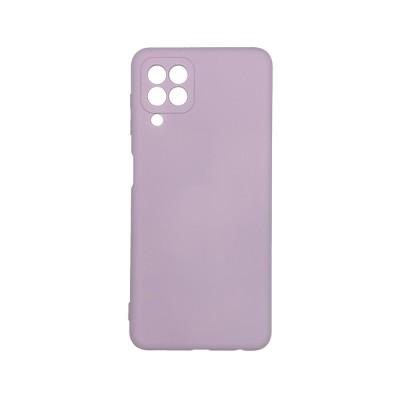 My Colors Θήκη Σιλικόνης Samsung Galaxy A22 4G  - Violet  (200-108-587)