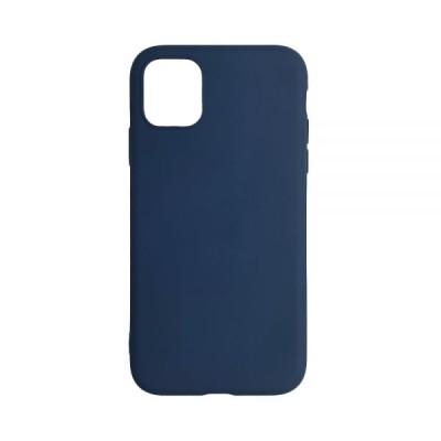 My Colors Original Liquid Silicon For iPhone 11 Dark Blue (200-108-627)