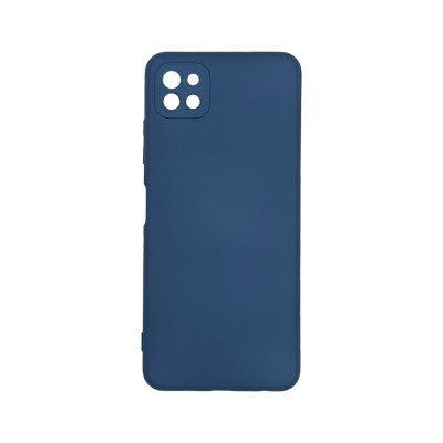 My Colors Θήκη Σιλικόνης Samsung Galaxy A22 5G  - Blue  (200-108-631)