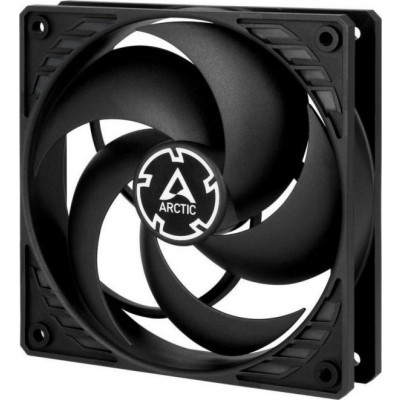 Arctic P12 PWM PST (black/black) - 120 mm PWM PST Case Fan